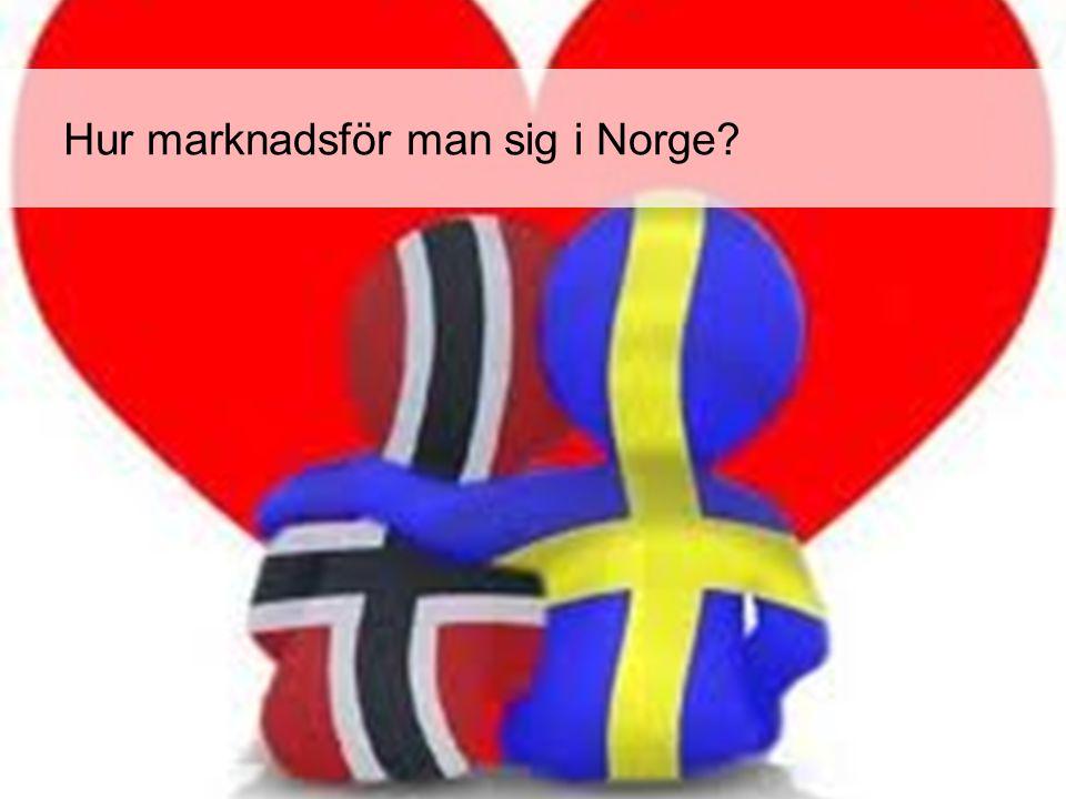 Sv Hur marknadsför man sig i Norge