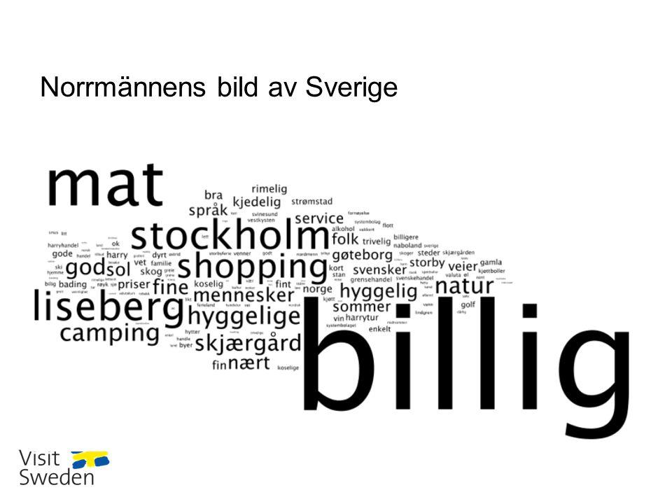 Sv Norrmännens bild av Sverige