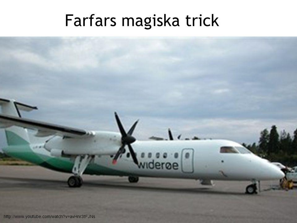 Sv Farfars magiska trick http://www.youtube.com/watch v=avHnr3tFJNs