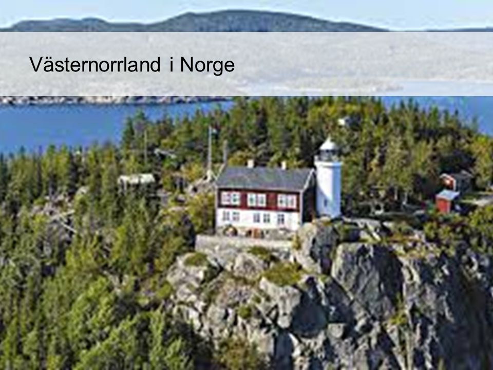 Sv Västernorrland i Norge