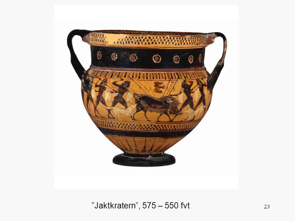 """23 """"Jaktkratern"""", 575 – 550 fvt"""