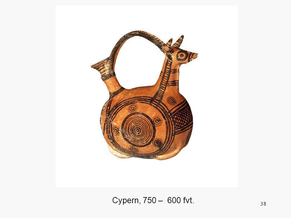 38 Cypern, 750 – 600 fvt.