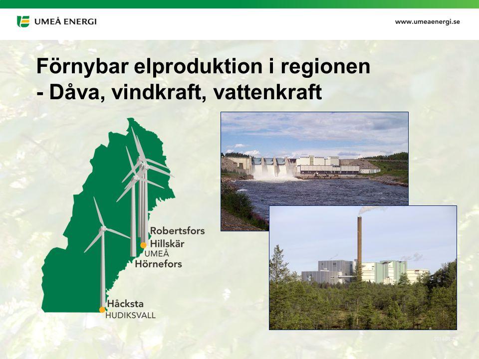 2014-06-24 Förnybar elproduktion i regionen - Dåva, vindkraft, vattenkraft