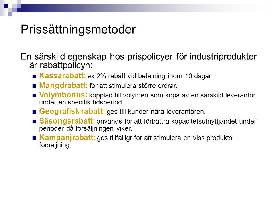 Leverantörssegmentering vid BASF Liker et al.
