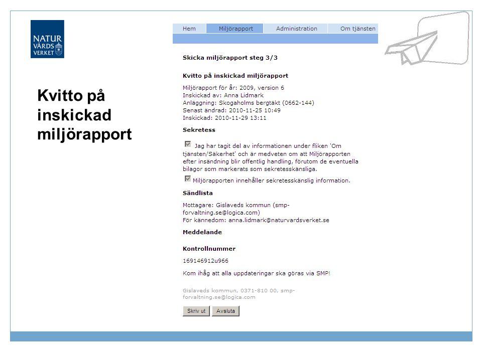 2014-06-24Naturvårdsverket | Swedish Environmental Protection Agency30 Granska miljörapport