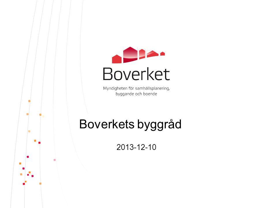 Boverkets byggråd 2013-12-10
