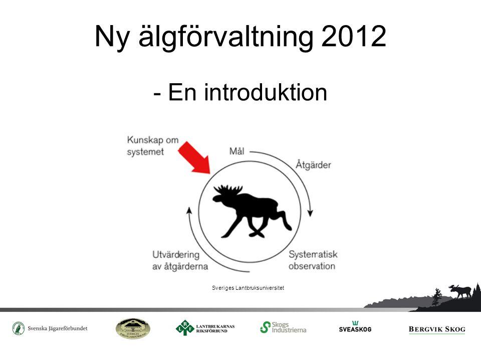 Många beslut, lagar och regler att följa När det gäller föreskrifter för viltförvaltningen är Naturvårdsverket nationell myndighet.