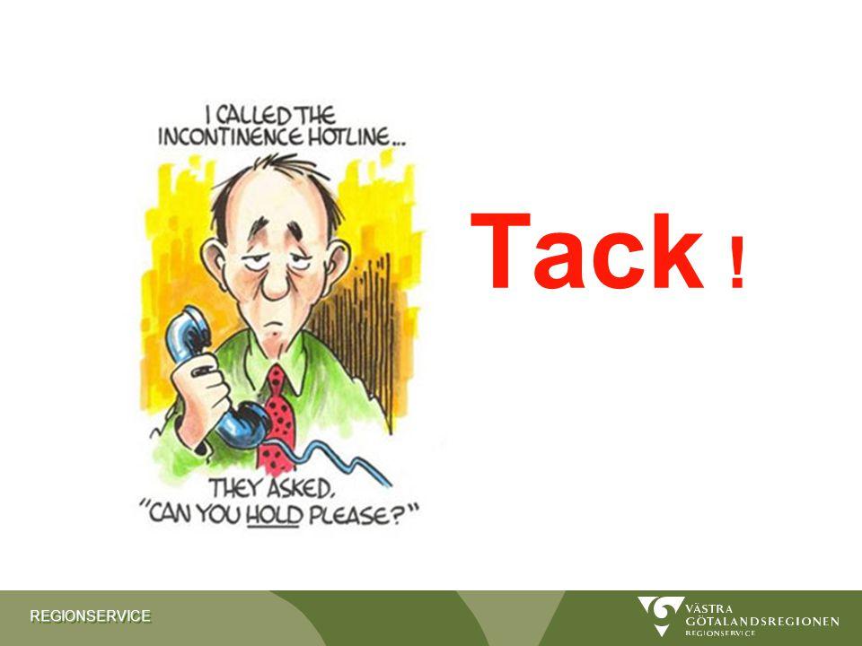 REGIONSERVICEREGIONSERVICE Tack !