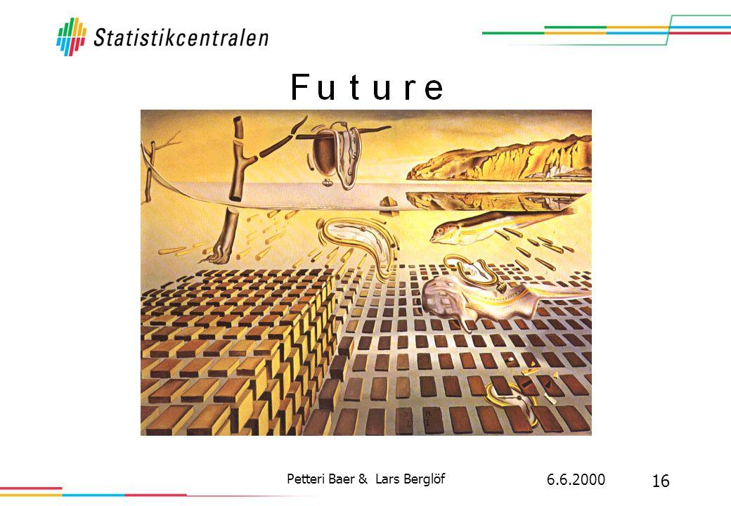 6.6.2000 16 Petteri Baer & Lars Berglöf