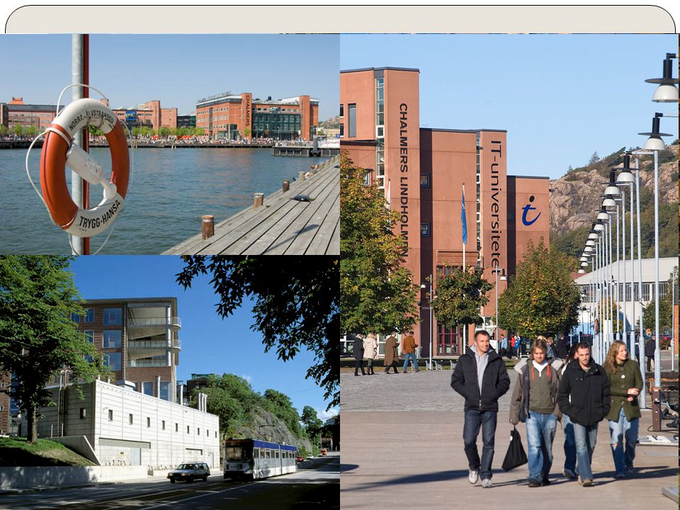 Educational Structure Qualified students, both Swedish and foreign, can apply to the Chalmers Master´s Programme Continued studies at another university Degree in Sweden or abroad Masters programme 120 HEC, 2 years Undergraduate studies 180 HEC, 3 years Technical Engineering studies 180 HEC, 3 years Admission to a 5-year programme in Architecture or Engineering Bachelor of Science (Kandidatexamen) Choice of Masters Programme.