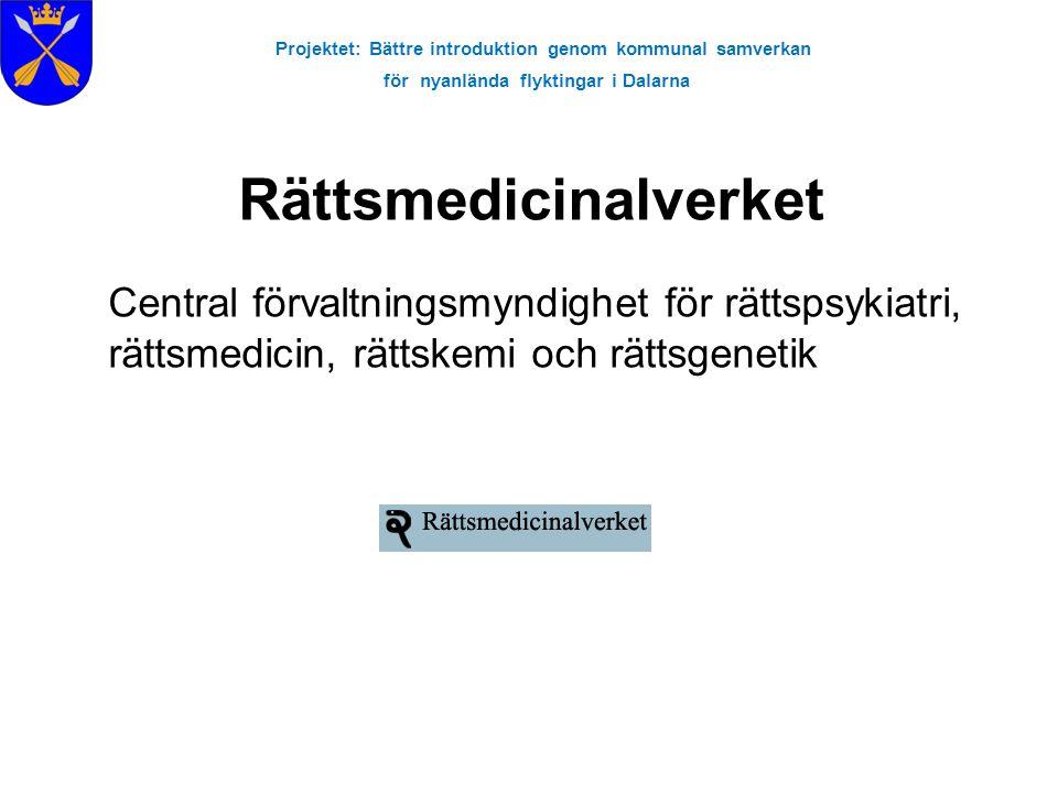 Projektet: Bättre introduktion genom kommunal samverkan för nyanlända flyktingar i Dalarna •Det finns cirka 750 åklagare på 41 åklagarkammare på 27 orter över hela Sverige.