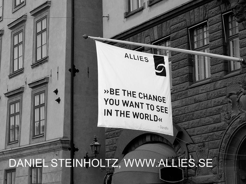 DANIEL STEINHOLTZ, WWW.ALLIES.SE