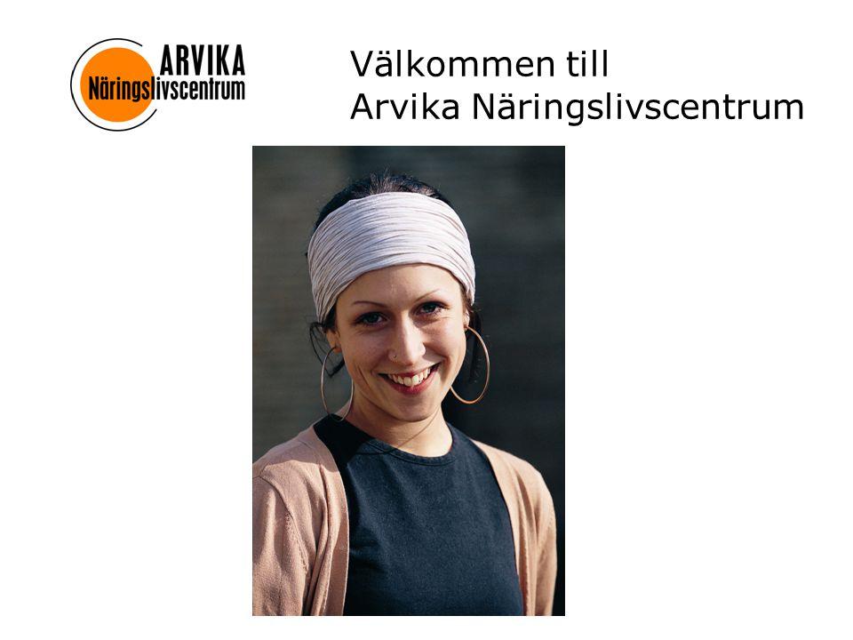 Välkommen till Arvika Näringslivscentrum