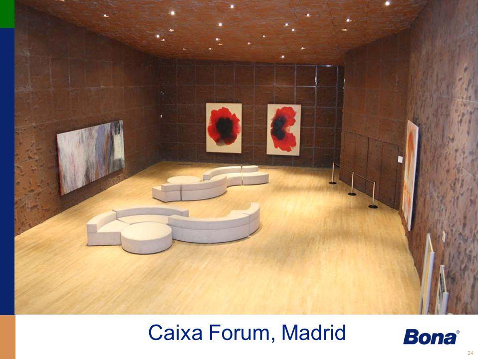 24 Caixa Forum, Madrid