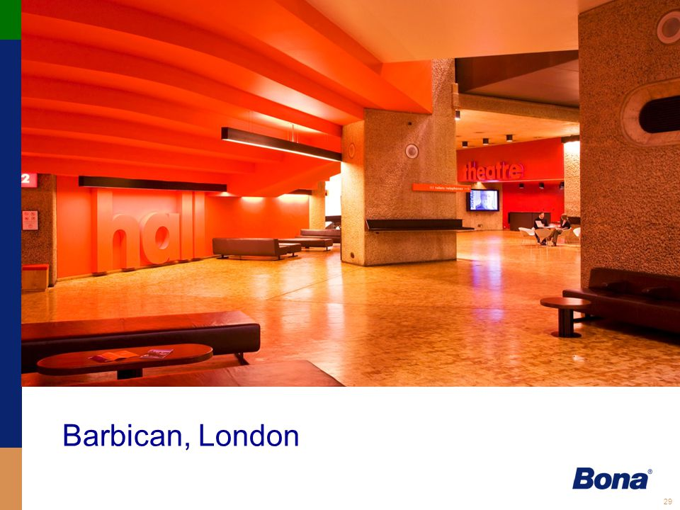 29 Barbican, London