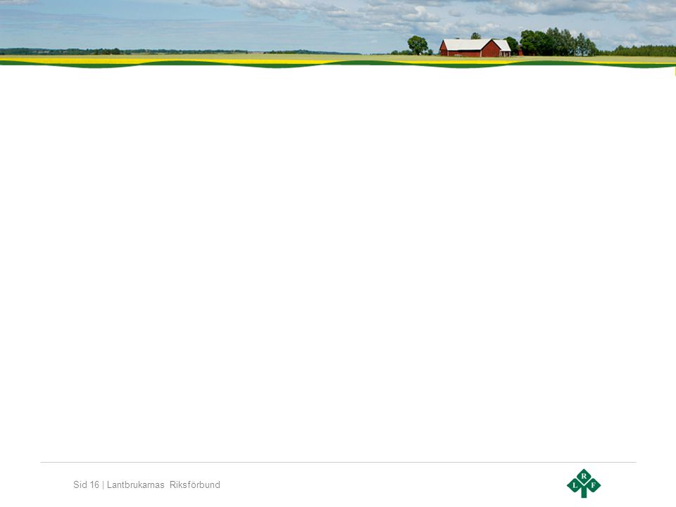 Sid 16   Lantbrukarnas Riksförbund