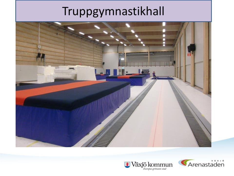 Växjö – Accredited training center ATC • En kvalitetsstämpel från internationella friidrottsförbundet, IAAF.