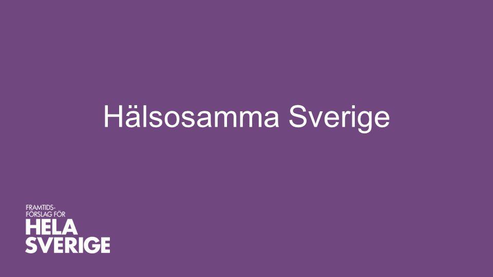Hälsosamma Sverige