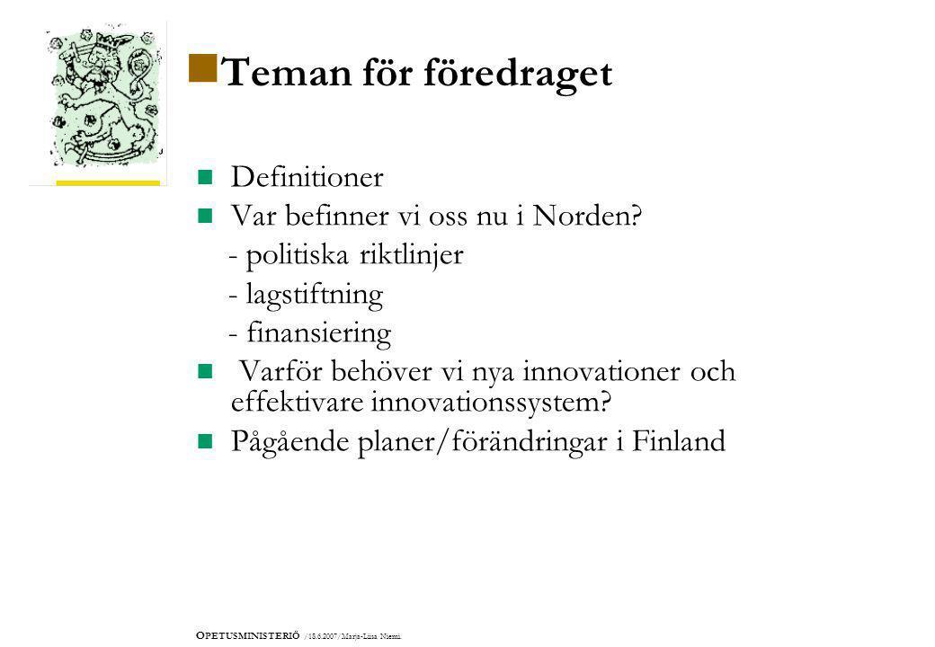  R&D publications (Utbildningsdepartementet, Sverige)  Crown indicators