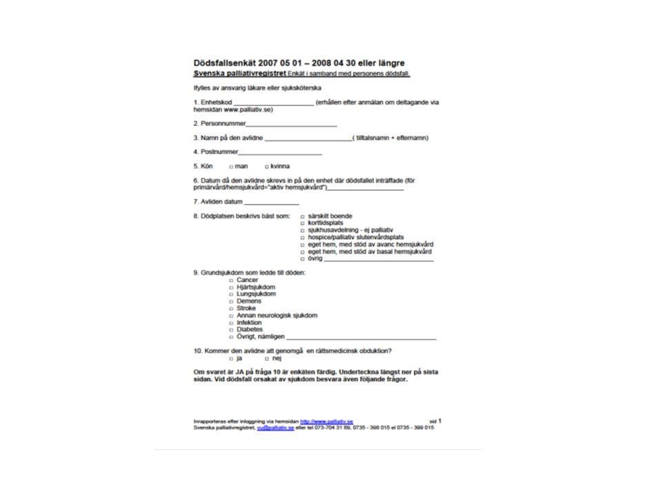 Information till anhöriga Vårdcentralen