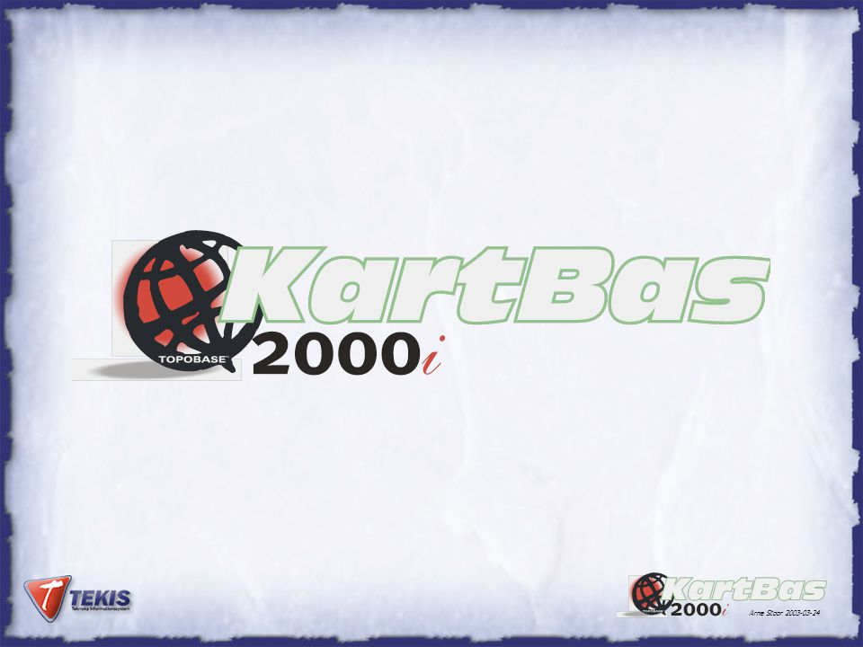 Arne Stoor 2003-03-24