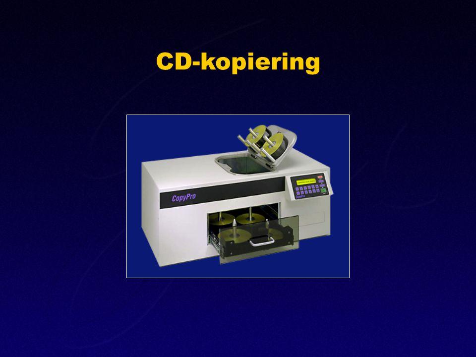 CD-kopiering