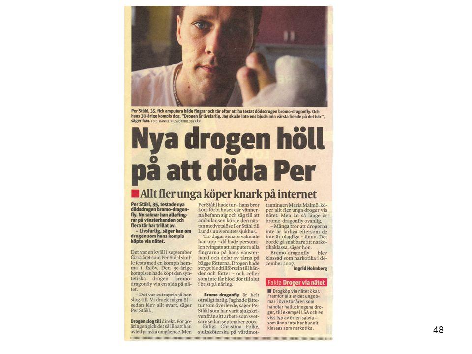 Drogförebyggare Håkan Fransson48