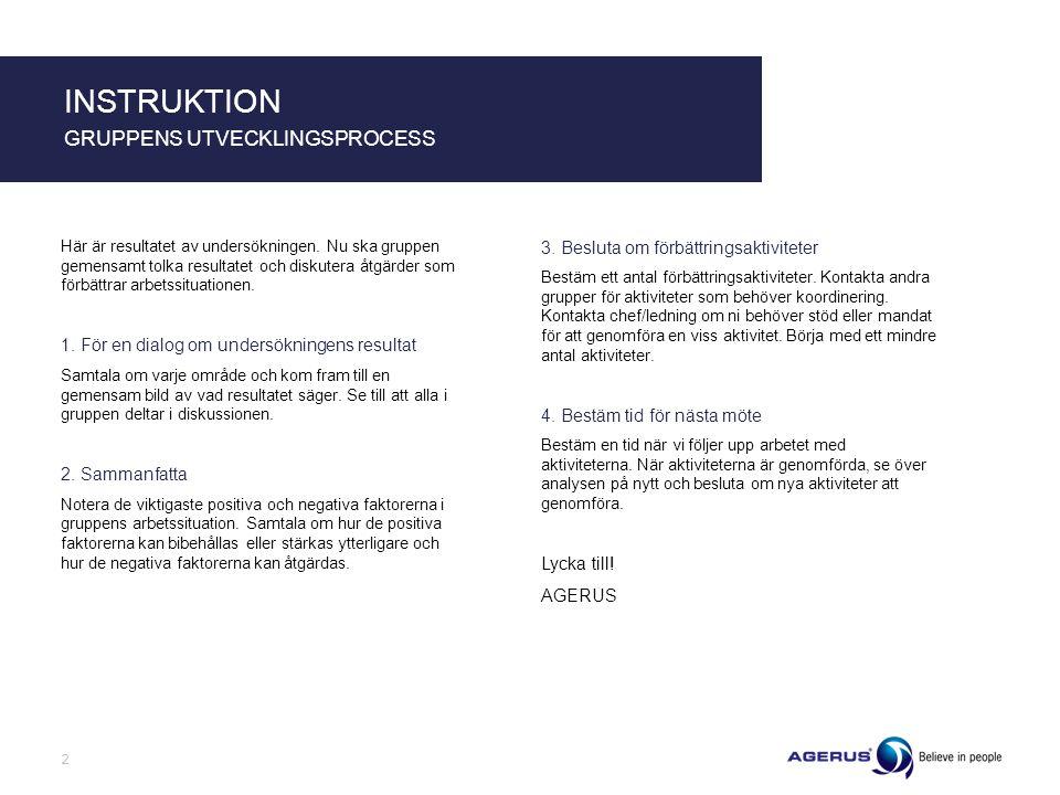 PRESTATION & IDENTIFIKATION ÖVERSIKT 3