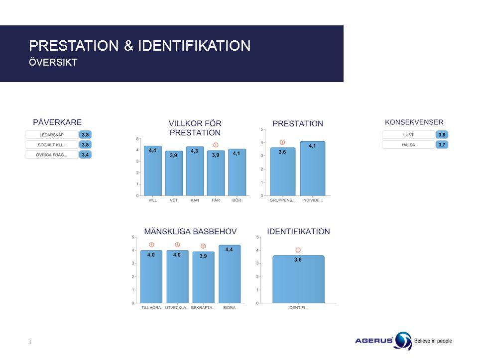 AGERUS PRESTATIONSINDEX, APIPRESTATIONSPROFIL API-värde 78,1 (max 100) API visar i vilken utsträckning de fem villkoren för prestation är uppfyllda.