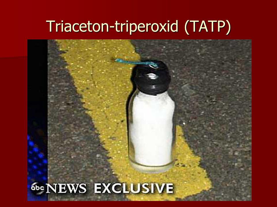 Triaceton-triperoxid (TATP)