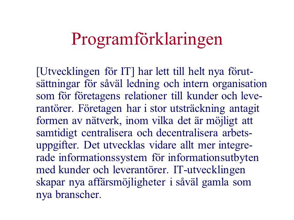 Begreppet Management ett anglosaxiskt begrepp som spritts till många andra språk, syftar i Sverige dels på cheferna på olika nivåer i företag och orga- nisationer, dels på den konst eller det yrke som utövas av dessa chefer.