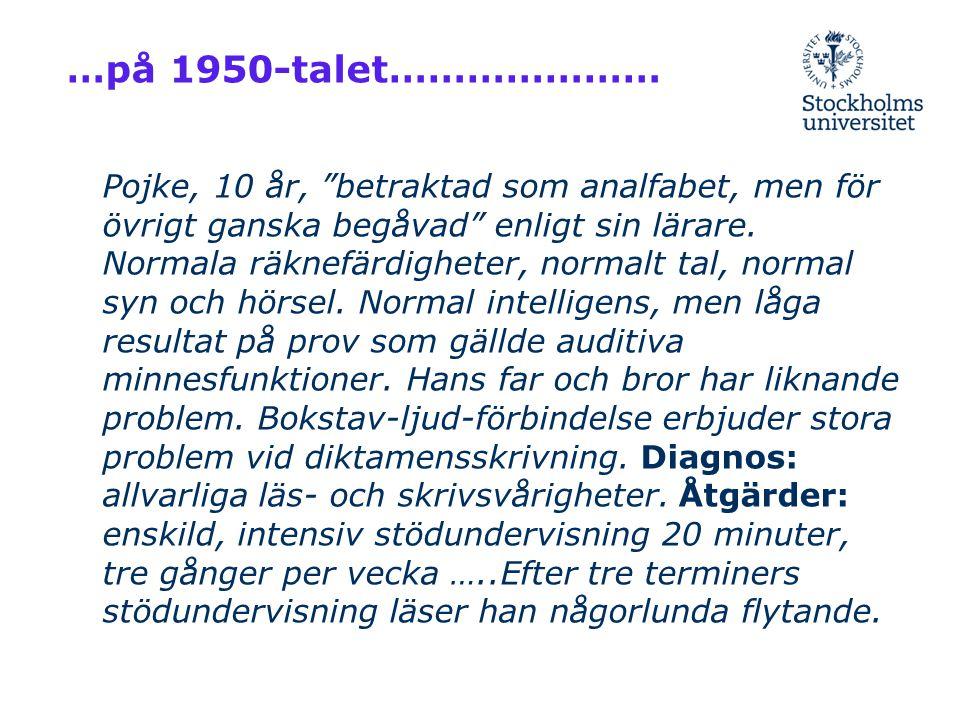 …och på 1970-talet…………..