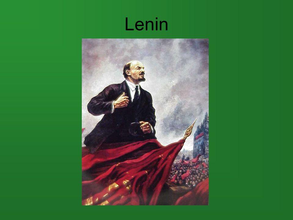 Marxismen •Hela historien är en kamp mellan olika klasser – förtryckare och förtryckta •Klasskampen leder till ett kommunistiskt samhälle där klasser upphör att existera •Det kommunistiska samhället upprättas genom revolution •Arbetarklassen är den klass som skall genomföra revolutionen •I det kommunistiska samhället avskaffas pengar, religion och privat egendom •Huvudprincipen i det kommunistiska samhället är: av var och en efter förmåga, åt var och en efter behov •Samhället styrs genom proletariatets diktatur
