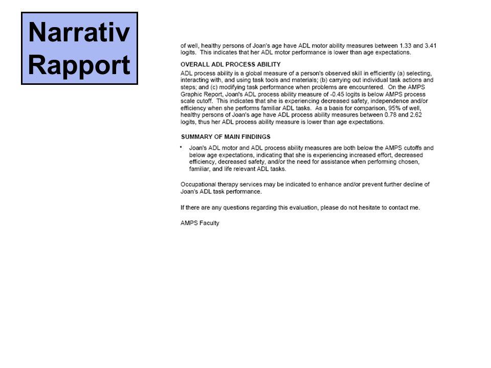 Narrativ Rapport
