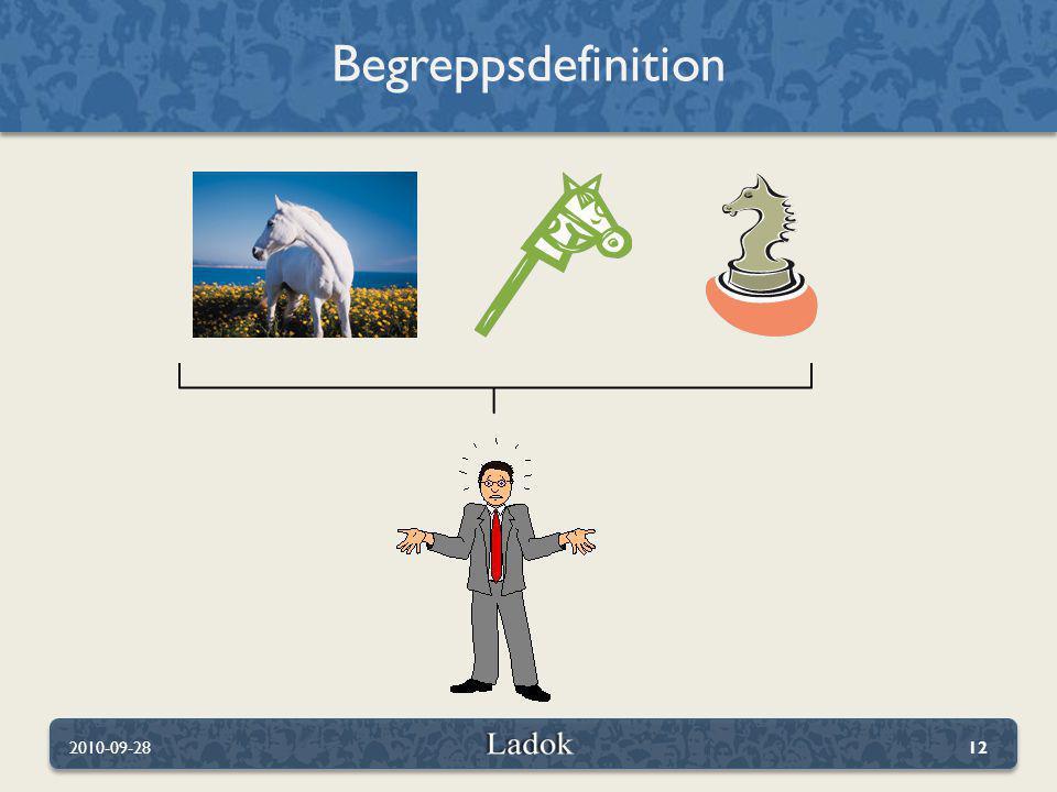 Begreppsdefinition 2010-09-2812