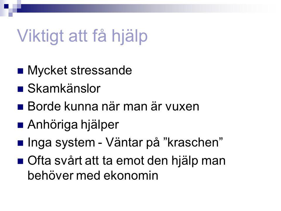 Boktips  Håll koll på pengarna, 195 kronor Thomas Larsson LL-förlaget, www.lattlast.sewww.lattlast.se