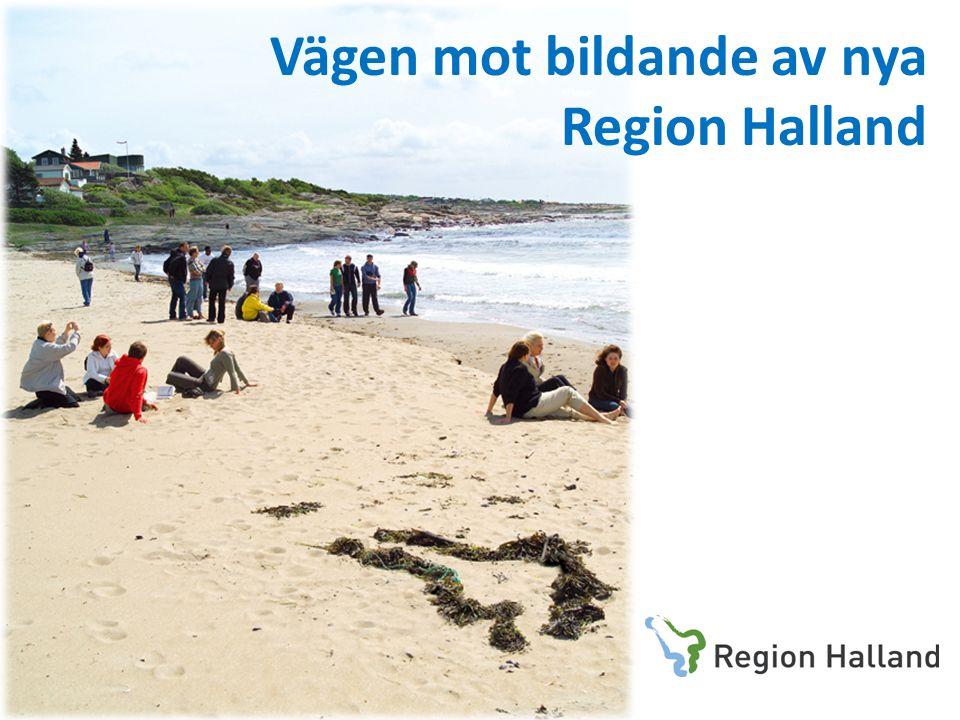 Ansvarskommitténs slutbetänkande (feb 2007) • Landstingen avskaffas, regionkommuner istället.