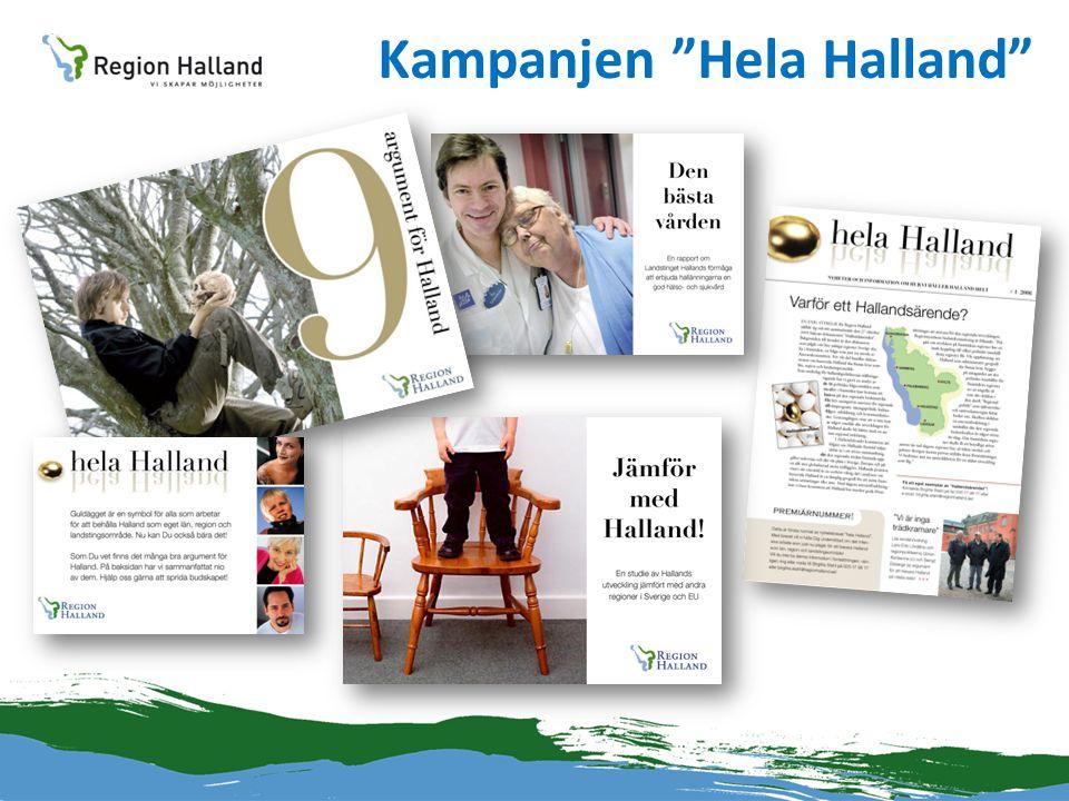 """Kampanjen """"Hela Halland"""""""