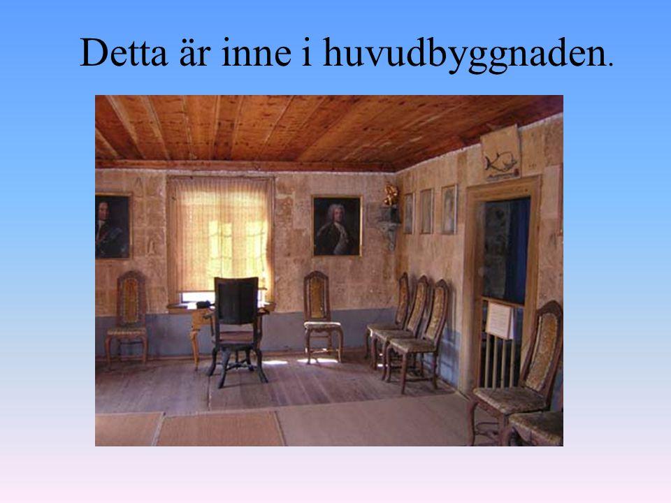 Carl von Linné inköpte 1758 Hammarby i Danmarks socken och lät 1762 uppföra den nuvarande huvudbyggnaden, vilken inte förändrats så mycket sedan hans