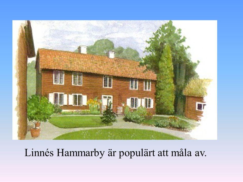 Här ligger Hammarby Det här är en karta över Danmark