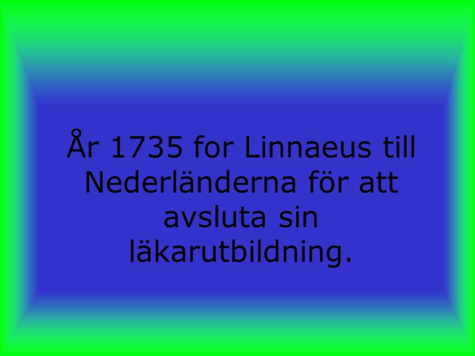 Carl lärde sig mycket av sin far. Han kom som student först till Lunds och sedan till Uppsala universitet.