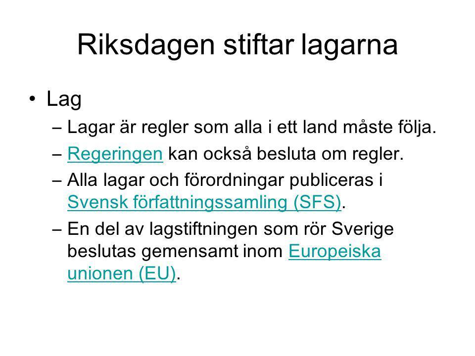 Nästan omöjligt göra Sverige till en diktatur.