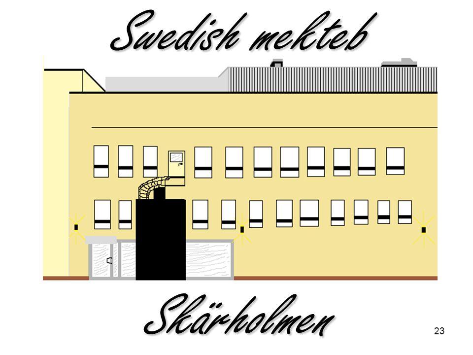 23 Skärholmen Swedish mekteb