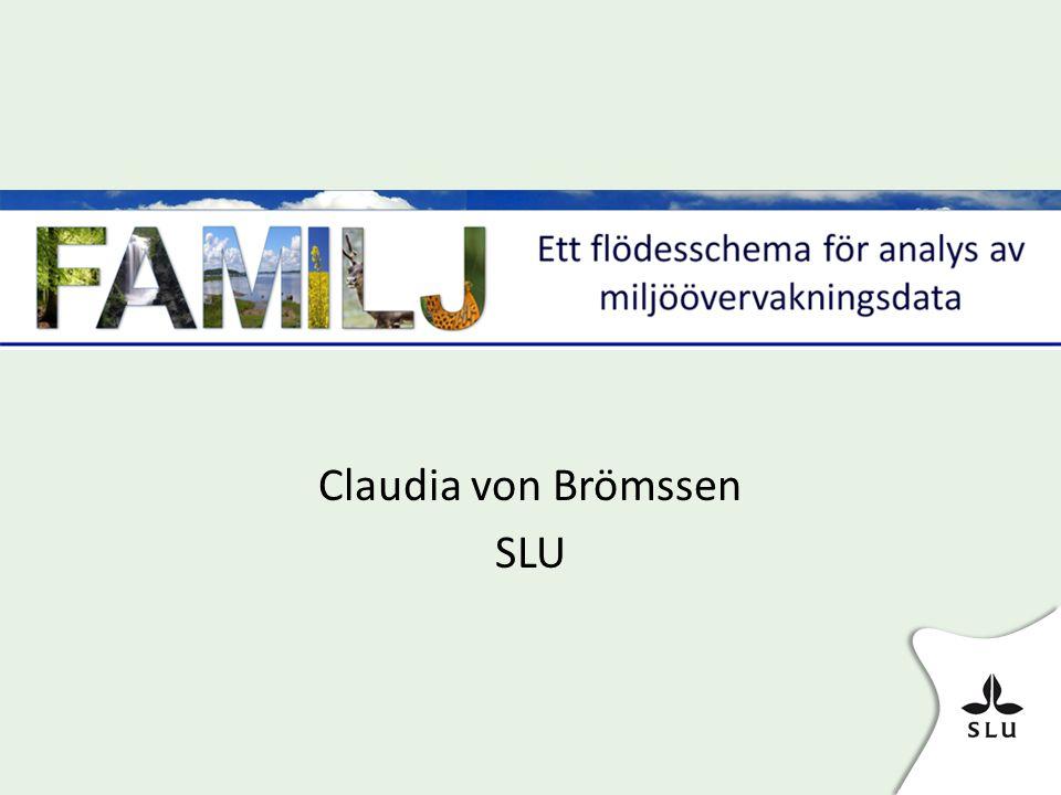Claudia von Brömssen SLU