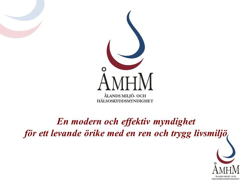 Historik •ÅMHM startade 1.1.2008.
