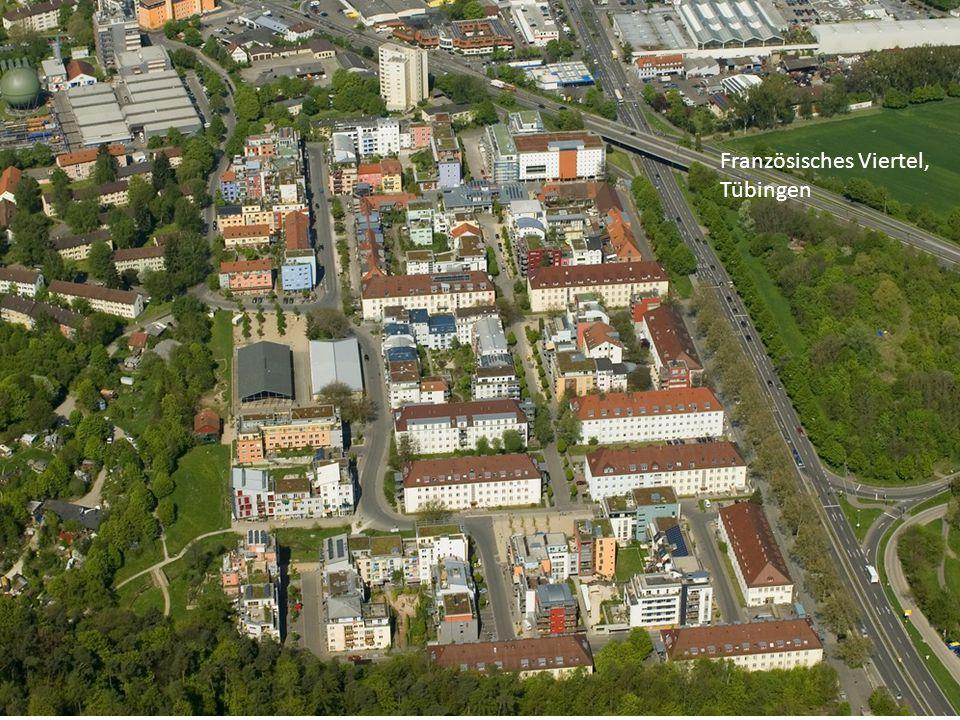 Französisches Viertel, Tübingen