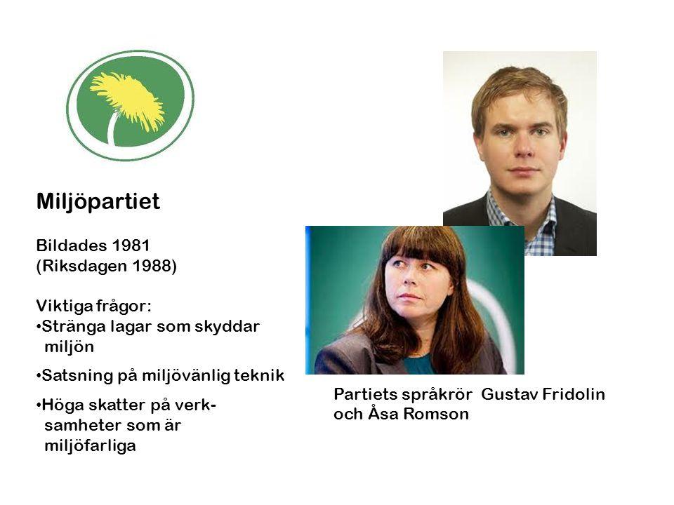 Kritik mot den socialdemokratiska välfärdsstaten… … från höger.