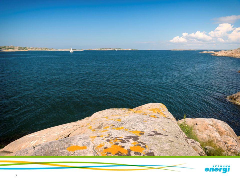 18 Det går att förena ökade krav på biologisk mångfald med att värna vattenkraftens produktionsförmåga och dess bidrag till den svenska koldioxidsnåla elproduktionen