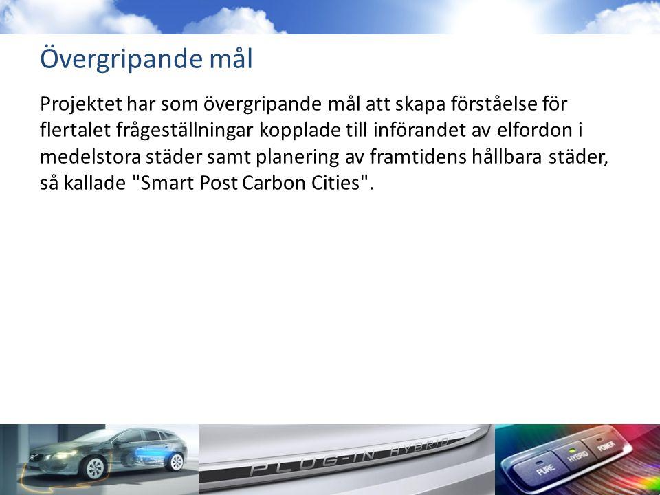 Formell kick-off 2013-09-10 Projektets hemsida: www.liu.se/forskning/pluginhybridwww.liu.se/forskning/pluginhybrid