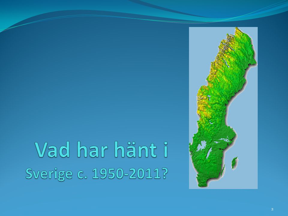 Befolkningsstrukturen i Sverige – och kyrkomedlemsskap (Dec-2007) 53